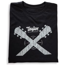 Taylor Double Neck T-Shirt S