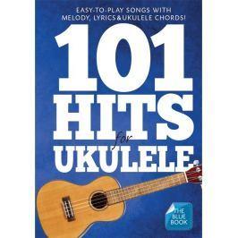 MS 101 Hits For Ukulele (Blue Book)