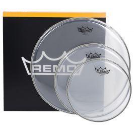 Remo Ambassador Clear Studio Set