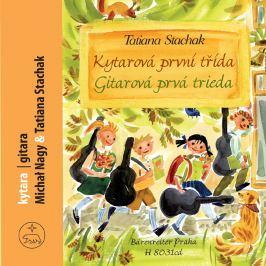 KN Kytarová první třída + CD
