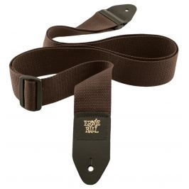 Ernie Ball Polypro Strap Brown