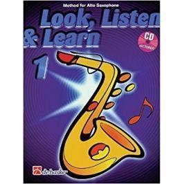 KN Look, Listen & Learn 1 - Alto Saxophone
