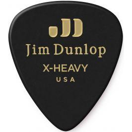Dunlop Celluloid Black Extra Heavy
