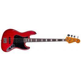 Fender 1978 Jazz Bass Wine Red