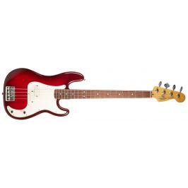 Fender 1983 Elite I. Precision Bass USA Red Burst