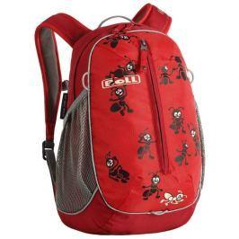 Dětský batoh Boll Roo 12 l Barva: červená