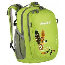 Dětský batoh Boll Sioux 15 Barva: světle zelená