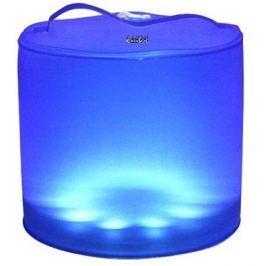 Solární lampa Coelsol Luna Party LP-C Barva: modrá