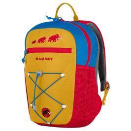 Dětský batoh Mammut First Zip 8 l Barva: žlutá/červená
