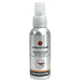 Repelent Lifesystems Expedition Sensitive spray 100ml