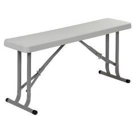 Lavice Bo-camp Red Mountain Picnic bench Solid
