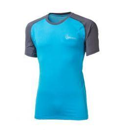 Pánské triko Progress Athos Velikost: M / Barva: modrá