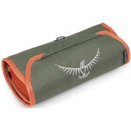 Toaletní pouzdro Osprey Ultralight Washbag Roll Barva: šedá/oranžová