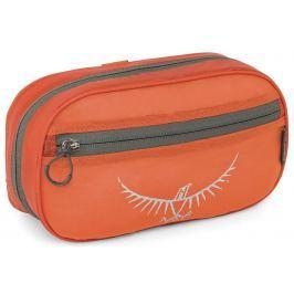 Toaletní pouzdro Osprey Ultralight Washbag Zip Barva: oranžová/šedá