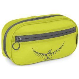 Toaletní pouzdro Osprey Ultralight Washbag Zip Barva: zelená/šedá