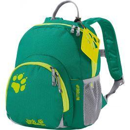 Dětský batoh Jack Wolfskin Buttercup 4,5 Barva: zelená