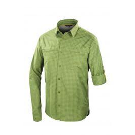 Pánská košile Ferrino Perinet Long Sleeve Man Velikost: XL / Barva: písková