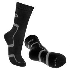 Ponožky Bennon Trek Sock Velikost ponožek: 42-44 / Barva: černá/šedá