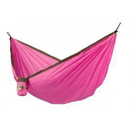Cestovní houpací síť La Siesta Colibri Single Barva: růžová