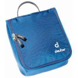 Toaletní taška Deuter Wash Center I Barva: modrá