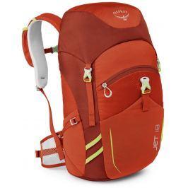 Dětský batoh Osprey Jet 18 Barva: červená