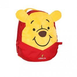 Dětský batoh LittleLife Toddler Backpack with Rein Winnie the Pooh