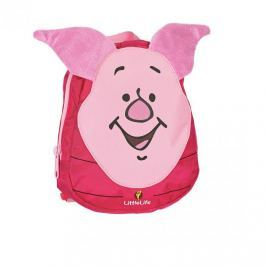 Dětský batoh LittleLife Toddler Backpack with Rein Piglet