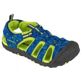 Dětské sandály Loap Dopey Dětské velikosti bot: 32 / Barva: modrá/zelená