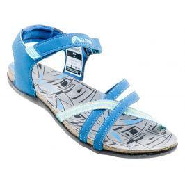 Dámské sandály Elbrus Lavera WO'S Velikost bot (EU): 37 / Barva: modrá