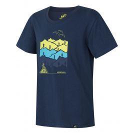 Dětské triko Hannah Darley JR Dětská velikost: 164 / Barva: tmavě modrá