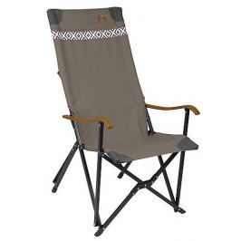 Vystavené křeslo Bo-Camp UO Comfort chair Camden Barva: hnědošedá