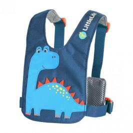 Dětské vodítko Littlelife Toddler Reins Dinosaur