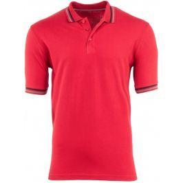 Alpine Pro Pánské triko Apine Pro Novil Velikost: XL / Barva: červená