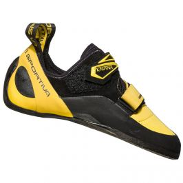 Lezečky La Sportiva Katana Velikost bot (EU): 43 / Barva: žlutá/černá