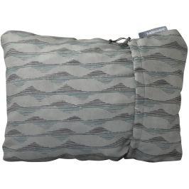 Therm-a-Rest Polštář Thermarest Compressible Pillow, Large Barva: šedá