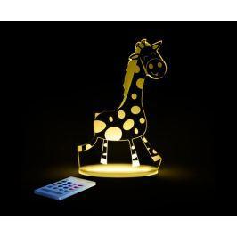 Aloka Noční světýlko Žirafa + ovladač pro volbu barev EOL