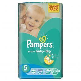 Pampers Active Baby 5 Junior 11-16 kg, 64 ks GIANT PACK