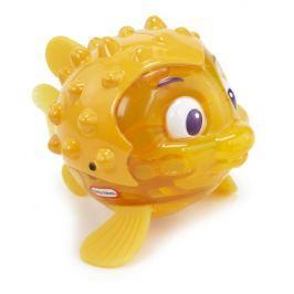 Little Tikes Svítící rybka - žlutá