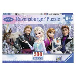 Ravensburger Puzzle Frozen Panorama 200d