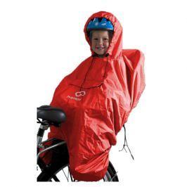 Hamax Pláštěnka k cyklosedačce, červená