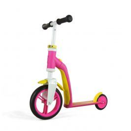 Scoot & Ride Koloběžka Highwaybaby Pink/Yellow