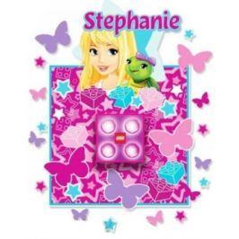 LEGO® LED Lite Dětské noční orientační světlo Stephanie