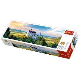 Trefl Puzzle 1000 panorama Neuschwanstein