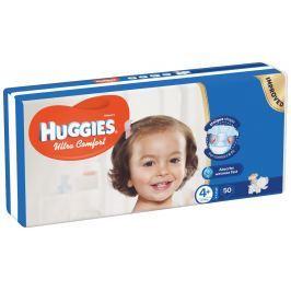 Huggies Ultra Comfort Jumbo 4+ (46 ks)