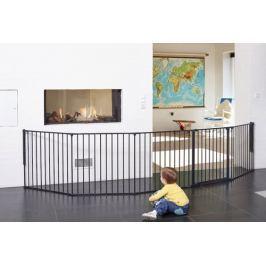 Baby Dan Prostorová zábrana Flex XXL, 90-350 cm - černá