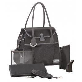 Babymoov Přebalovací taška Style Bag - tmavě šedá