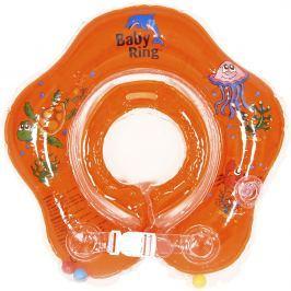 Babypoint Baby ring 0-24m, oranžová