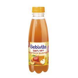 Bebivita Mrkvovo-ovocná štáva 500ml