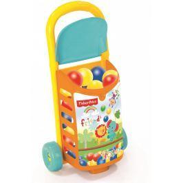 Fisher Price DOLU Vozík s balónky