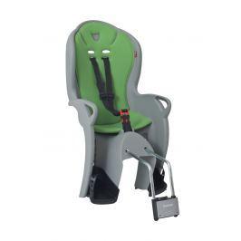 Hamax Cyklosedačka Kiss - šedo-zelená